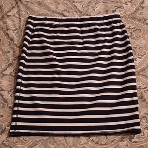 Old Navy Women's striped skirt. Size Large